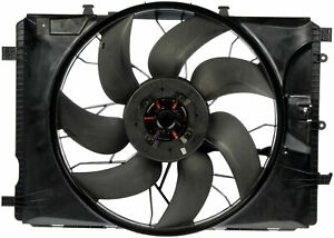 Radiator Fan Assembly Without Controller - Dorman# 621-373