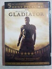Gladiator (Dvd, 2000) Russell Crowe, Joaquin Phoenix *Combine Ship! *Ships Fast!
