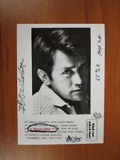 Vintage Glossy Press Photo Actor Martin Sheen, Apocalypse Now, The West Wing #3