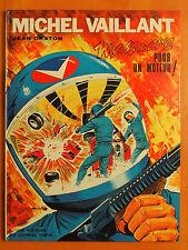 Michel Vaillant T 21  -Massacre pour un moteur.-Jean Graton- éditions du Lombard