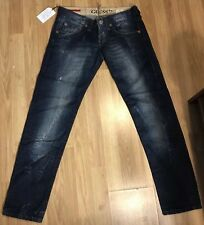 NEW GUESS Venice Slim Fit Jeans size 28 GWA009-DH3-2B