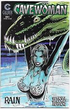 Caliber Comics - Cavewoman: Rain - #3 1997 Special 2nd Edition