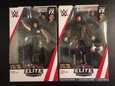 WWE Nikki Cross & Alexander Wolfe Mattel Elite Action Figures First Time In Line