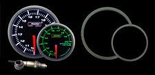 Wideband Air Fuel Ratio Gauge Kit w/ Bosch O2 sensor Green/White W/output signal