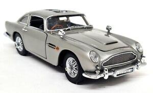 Danbury Mint 1/24 Echelle - James Bond 007 Aston Martin DB5 À Gadgets Modèle Car