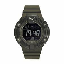 Puma Watch Wrist Watch Men's Watch Analog Digital Silicone PU911381002 Collide