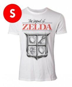 T-Shirt Maglia The Legend Of Zelda - Taglia S - In Blister - Maglietta Originale