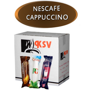Nescafe Cappuccino for 73mm In-Cup Vending machines INCUP Drinks x300