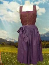 Maschinenwäschegeeignete Langarm-Damen-Dirndl & -Kleider in Größe 40