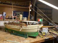 yacht Latta Cm64 Con Motore Meccanici Yolanda??