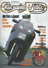 Norton Commander Laverda SFC Triumph T110 197cc Dot Mancunian 750 Norton Sidecar