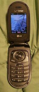 LG VX8350 Verizon CDMA Flip Phone