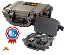 Pelican Storm Double Unbreakable  GoPro 2 Camera Waterproof Hard Case W/ Foam