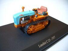 blau 1:43 Landini C 25 1957 Tractor Traktor Schlepper orange