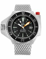 Stainless Steel Strap Sport OMEGA Wristwatches