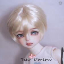"""BJD Dal Bylthe SD MSD YOSD BB 6-7"""" Blonde Short Hair"""
