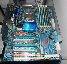 Paquete GIGABYTE GA-X58A-UD5 - Zócalo 1366 + Intel I7 920+ 12GB DDR3