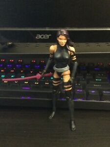 Marvel Legends SDCC Exclusive X-Force Psylocke Action Figure