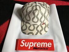 Supreme Chaînes 5-Panel-Summer 2002-Casquette Box Logo