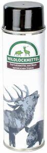 Buchenholzteer Spray Lockmittel für Schwarz- und Rotwild 500 ml Spraydose