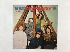 STEPPENWOLF ALL ABOUT STEPPENWOLF STATESIDE HP-8565 Japan VINYL LP