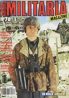 MILITARIA MAGAZINE N° 76 DE 1991, COIFFURES ANGLAISES, LES VISIÈRES DE PROTEC.
