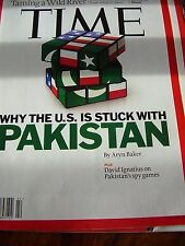 TIME MAGAZINE MAY 2011 WHY THE U.S. IS STUCK WITH PAKISTAN TAMING A WILD RIVER