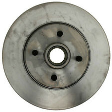 Disc Brake Rotor and Hub Assembly-Non-Coated Front fits 87-88 Ford Thunderbird