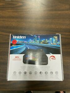New Uniden R7 Extreme Long Range Radar/Laser Detector with GPS