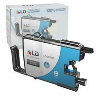 LD LC79C LC79 Cyan Ink Cartridge for Brother Printer