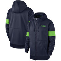 Seattle Seahawks Hoodies Salute to Service Sideline Performance Sweatshirts