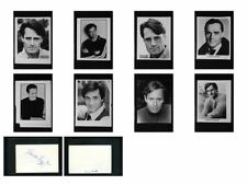Duncan Regehr - Signed Autograph and Headshot Photo set - The Monster Squad