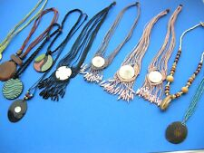 wholesale 15 pcs BALI necklaces natural shell, beads, wood*Ship From US/Canada*