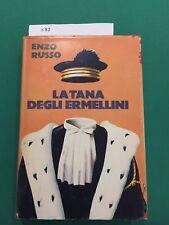 Enzo Russo - LA TANA DEGLI ERMELLINI - C.D.E - 1978