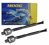 2 x Moog Inner Track Tie Rod End fits BMW 3 SERIES E90 E91 E92 E93 2005-2014
