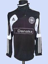 Denmark DBU Adidas Football Climacool 2011 Shirt Soccer Training Sweatshirt SzL