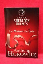 Sherlock Holmes - La Maison de Soie - A.Horowitz - Livre grand format - Occasion