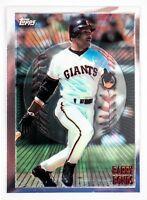 Barry Bonds #M19 (1998 Topps) Mystery Finest Bordered, San Francisco Giants