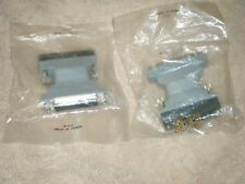 (2) Newport-System-Solutions 212-0002-003 V35 Male to DB25 Female Serial Adapter