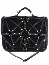 Restyle Harness Tas Bag Satchel Gothic Occult Rock Alternative