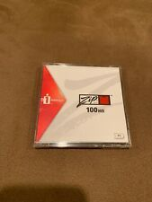 Iomega Zip Disk 100MB PC Formatted Classic Vintage Data Storage Media