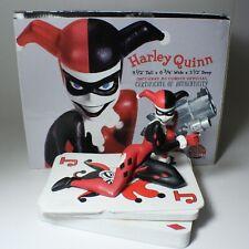 DC Direct: Batman Animated Series Harley Quinn Porcelain Statue Bruce Timm 2000