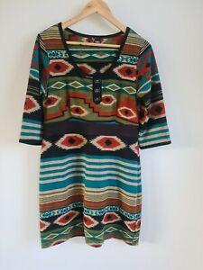♡ Yumi Hippy Boho Dress size 14
