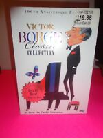 Victor Borge Classic Collection DVD 6 Disc Set 100th Anniversary Edition