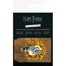Harry Potter Card Holder Hufflepuff Oyster Bus Train Officially Product