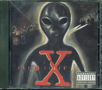 Songs in the Key of X: Music from and Inspired by the X-Files (CD, 1996, Warner)