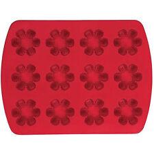 Snowflake Christmas 12 Cavity Petite Silicone Mold from Wilton #4920