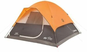 Coleman Moraine Park Fast-Pitch 6-Person Dome Tent
