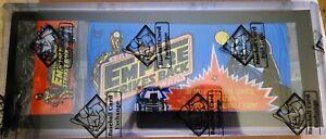 1980 Topps Empire Strikes Back Grocery Rack Pack BBCE 3 Series 1 Packs Star Wars