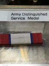 US Army Army Distinguished Service Medal Ribbon Slide On